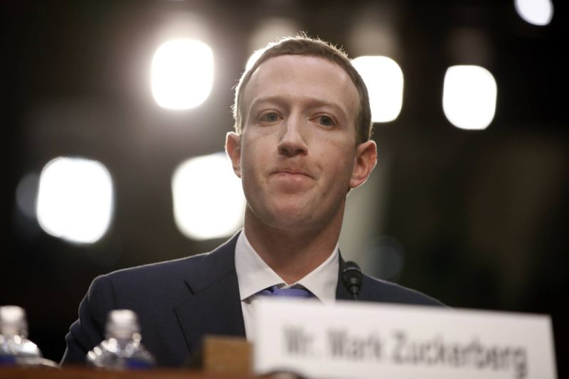 Adding to the laundry list of Facebook's data breaches, Instagram has reportedly leaked the contact information of 49 million (and growing) users. | Source: AP Photo/Alex Brandon