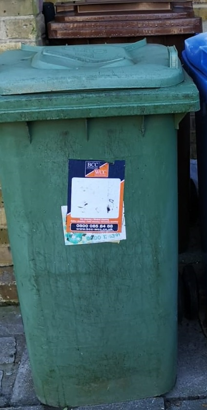 Green bins will now be collected every three weeks