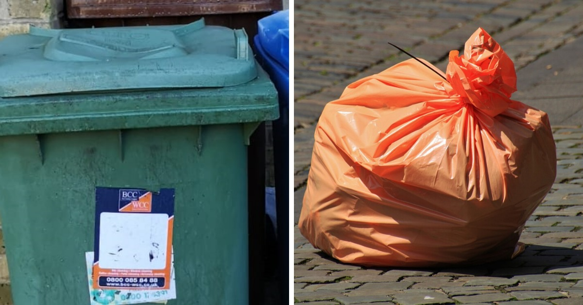 Green bins will now be collected every week