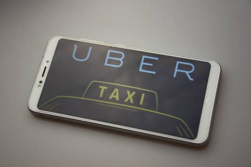 Uber will accept Facebook's cryptocurrency Libra. Image from Shutterstock.