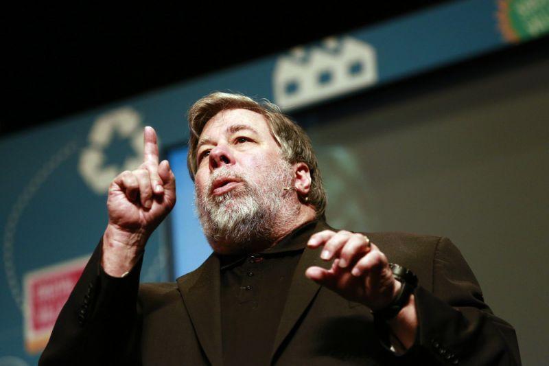 Steve Wozniak, Apple, Bitcoin