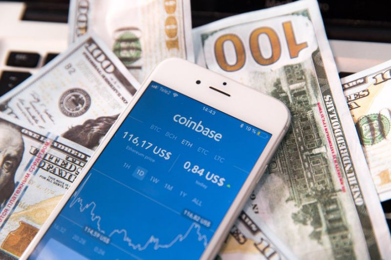 The Tezos price exploded this week, and analysts pointed to Coinbase as the trigger for this major crypto rally. | Source: Shutterstock