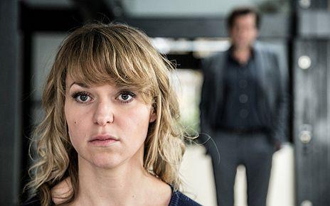 """Lisa Wagner & Hans-Jochen Wagner in """"Kommissarin Heller - Vorsehung"""""""