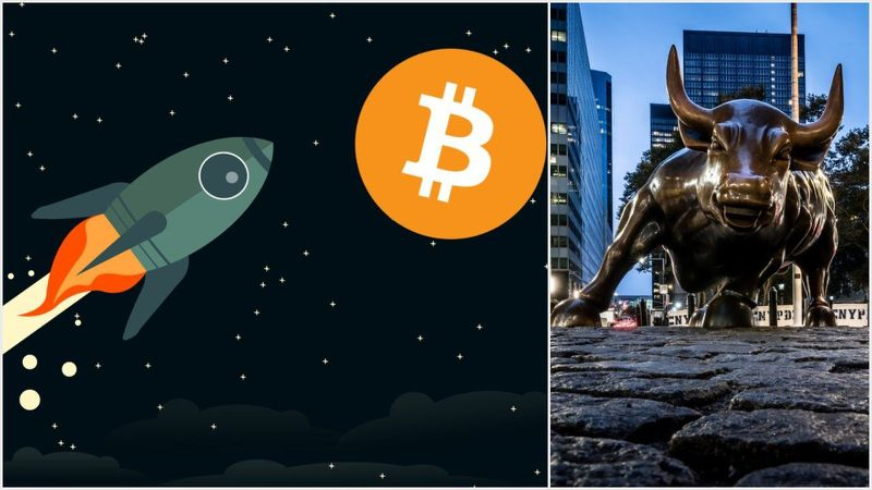 While Cisco, Xerox, and Beyond Meat have all delivered stellar gains in 2019, none of them can touch bitcoin's performance. | Source: (i) Shutterstock (ii) Shutterstock; Edited by CCN