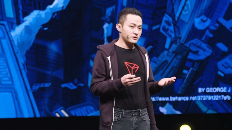 Justin Sun has bizarrely refused to gift a Tesla Model 3 to the winner of his $20 million crypto giveaway scheme. | Source: Tron Foundation/YouTube
