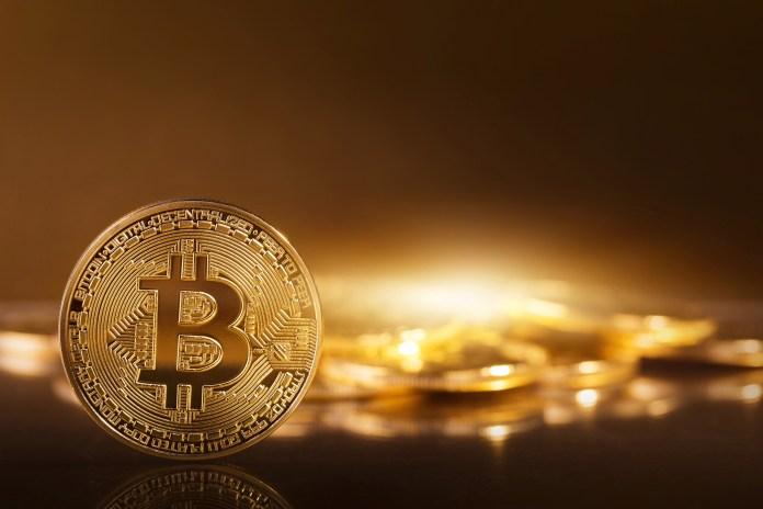 bitcoin gold coins