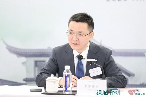 绿城管理CEO李军