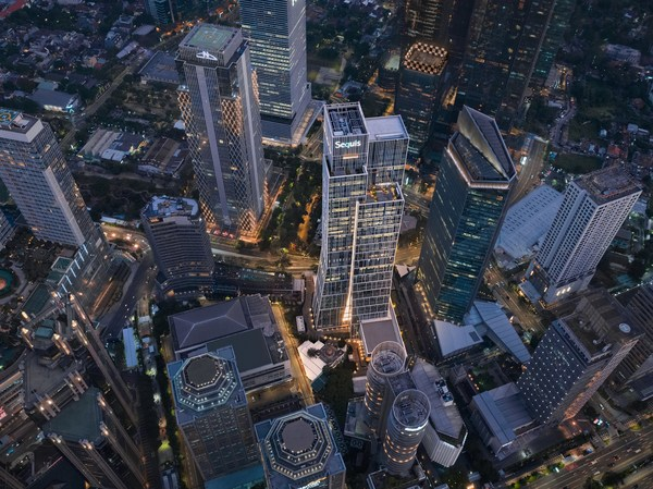 Award-winning Sequis Tower Pivots Towards Sustainability In Face Of The Pandemic