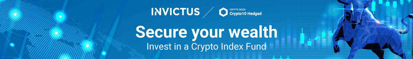 Secure your wealth: Invest in a Crypto Index Fund