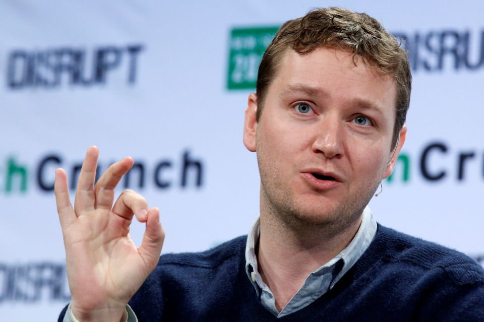 Jon Stein, Betterment's co-founder and CEO, speaks during the TechCrunch Disrupt event in Brooklyn borough of New York, U.S., May 10, 2016. REUTERS/Brendan McDermid