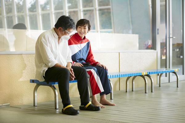 Behind the Scenes of The Center Lane with Hirokazu Koreeda and Rikako Ikee