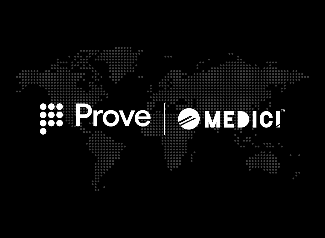Prove MEDICI Global logos