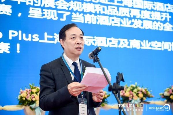 中国旅游协会副会长兼秘书长张润钢先生开幕式致辞