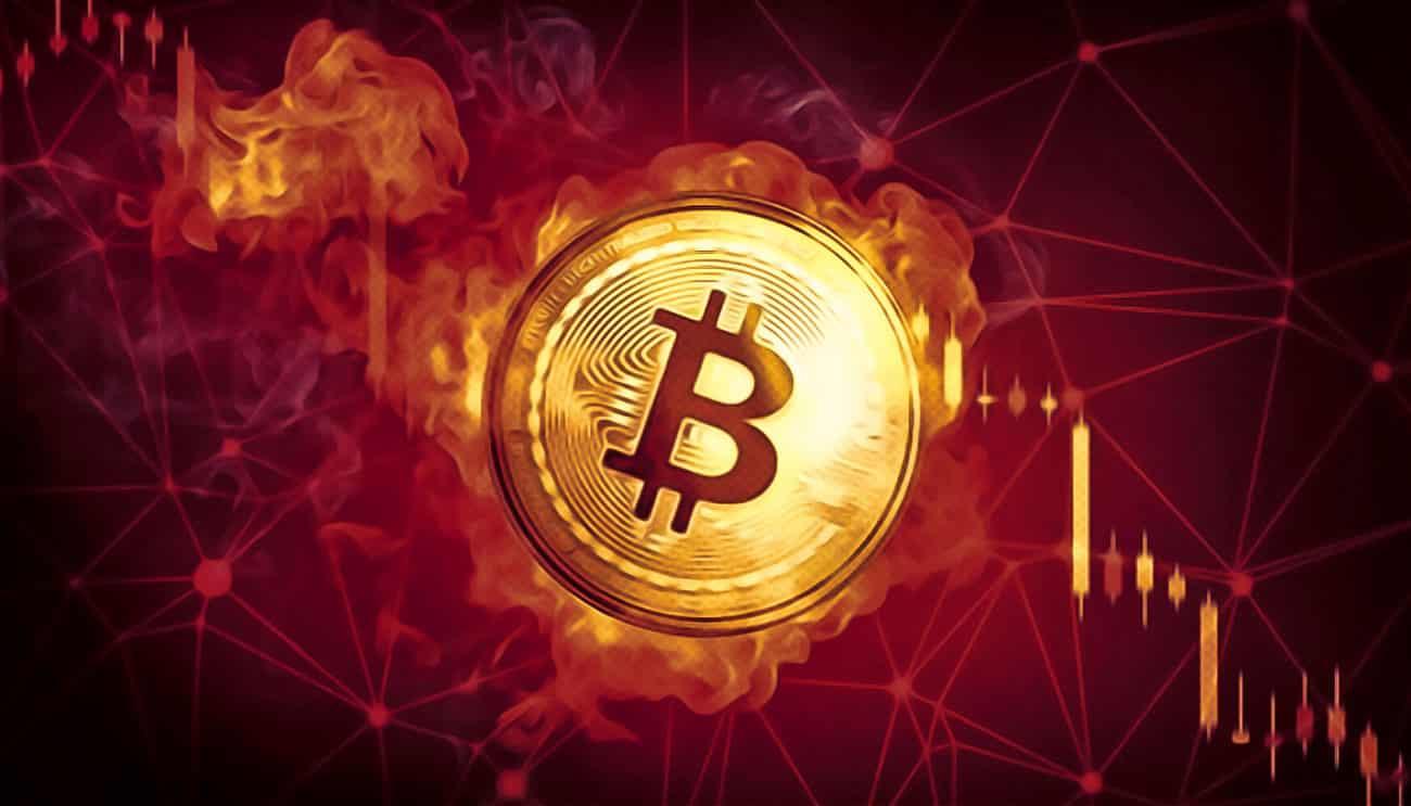 Bitcoin BTC Correction