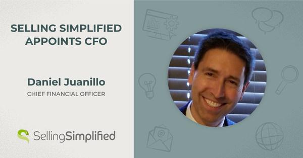 领先型B2B需求挖掘公司Selling Simplified宣布Dan Juanillo任首席财务官。