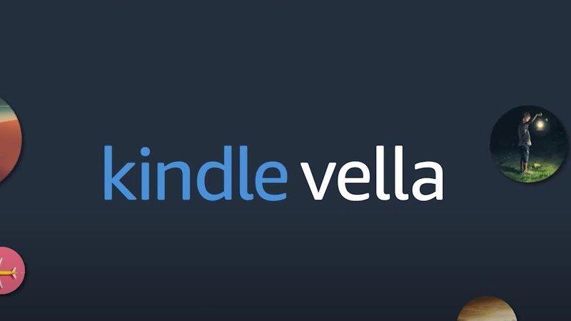 Amazon Kindle Vella Hero