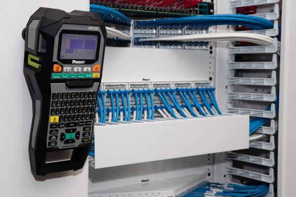 Hand-Held Printer use from Data Center to Telecom Room