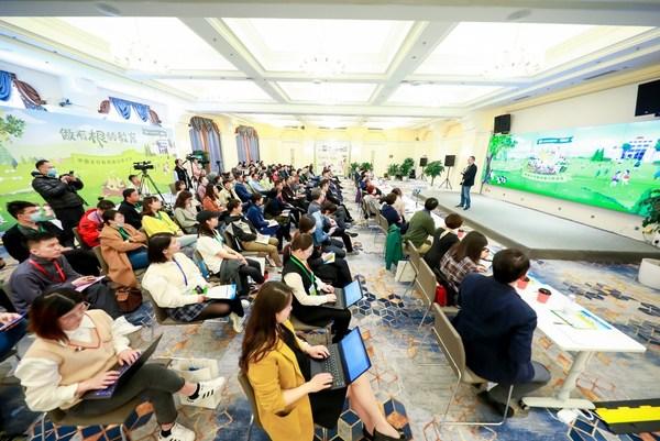 中国乡村教育振兴研讨会现场