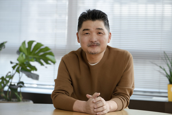 Kim Beom-su, chairman of Kakao