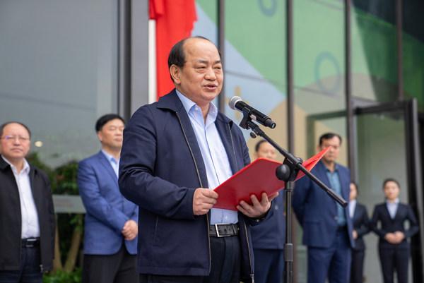 株洲高新区党工委书记、天元区委书记周建光