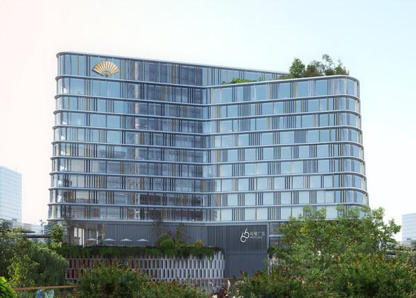杭州文华东方酒店作为杭州全新奢华地标杭州恒隆广场的一部分,将成为商务及悠闲旅客的优越之选。(注:此为效果图片仅作参考用途)
