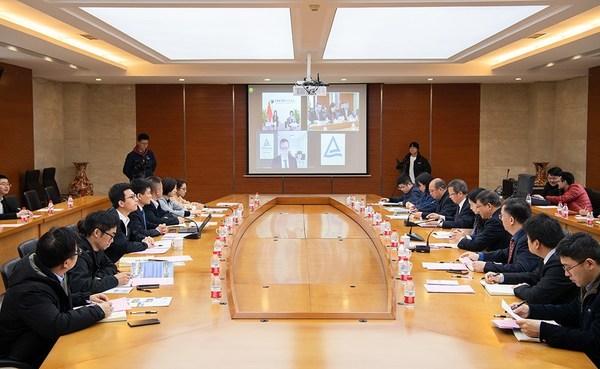 TUV莱茵与重庆工程职院签署合作协议,启动中德产教融合4.0项目