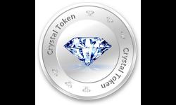Crystal Token logo
