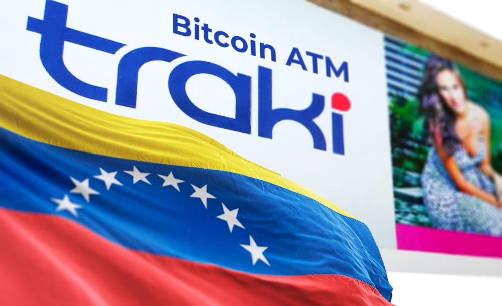 Venezolanisches Kaufhaus eröffnet den ersten Bitcoin-Geldautomaten